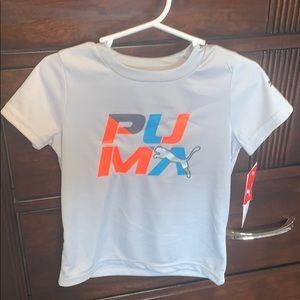 Puma toddler boys t shirt